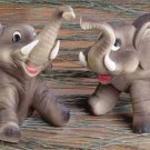 Whimsical Elephants