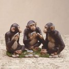 Poker Playing Chimps