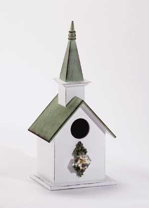 Chapel Birdhouse