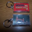 Horseshoe Casino and Hotel Winners Circle Keychain Tunica, MS