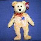 Sunny the e-Beanie Bear Ty Beanie Baby MWMT