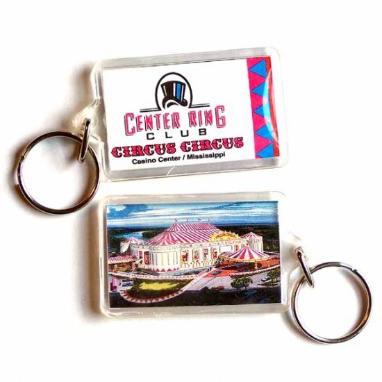 Circus Circus Casino Keychain Tunica, MS