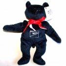 Buddy Delivering Customer Satisfaction US Postal Bear Postal Pals MWMT