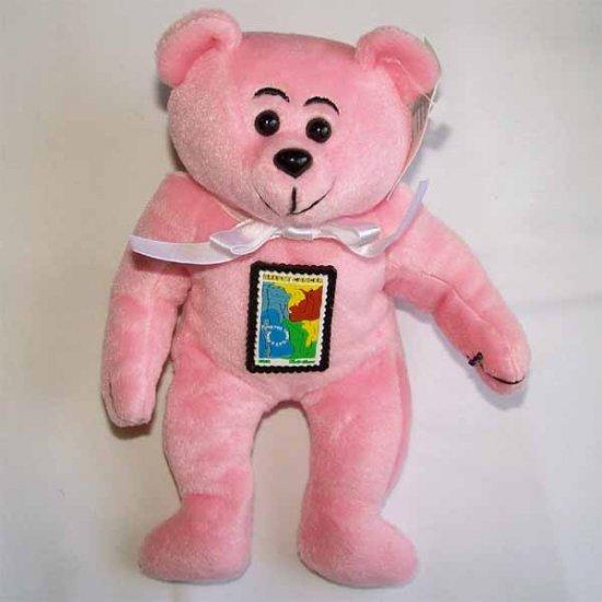 Susanna Breast Cancer Find A Cure US Postal Bear Postal Pals MWMT