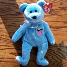 Eggs II the Bear Ty Beanie Baby MWMT