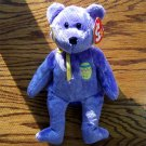 Eggs III the Bear Ty Beanie Baby MWMT