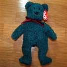 2001 Holiday Teddy Ty Beanie Baby MWMT