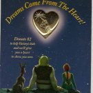 Dreams Come From the Heart Disney Pin