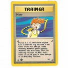 Pokemon Card Misty Gym Heroes 1st Edition 102/132 Single Card Rare (PK7)