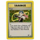 Pokemon Card Koga Gym Challenge Unlimited Hologram 19/132 Single Card Rare (PK13)