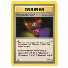 Pokemon Card Resistance Gym Gym Challenge Unlimited 109/132 Single Card Rare (PK15)