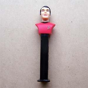 Scotty Star Trek Pez Dispenser