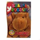 Humphrey the Camel Magenta Ty Beanie Buddies Single Card Series 3 (BB1)