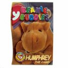 Humphrey the Camel Silver Ty Beanie Buddies Single Card Series 3 (BB2)