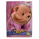 Pecan the Bear Limited Edition Ty Beanie Baby Single Card Series 3 (BB4)
