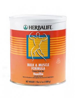 Bulk & Muscle Formula Protein Drink Mix