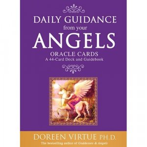 Daily Guidance from your Angels Oracle Cards by Doreen Virtue