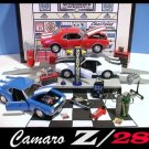 1968 CHEVY CAMARO Z-28 GARAGE W/ ELECTRIC CAR LIFT & 3 CARS++