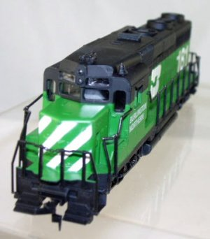 Lionel  HO Scale  Burlington North  GP-30 Diesel Locomotive|BrassTrainsAndMore