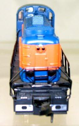 Atlas Model RR  HO Scale  New England Central RR  RSD4/5 Diesel Locomotive|BrassTrainsAndMore
