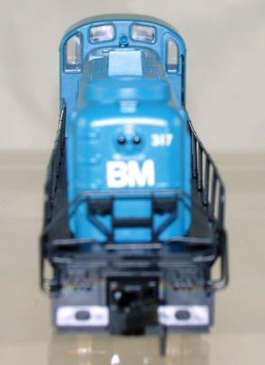 Atlas Model RR  HO Scale  Boston&Maine RR  RSC-2 Diesel Locomotive|BrassTrainsAndMore