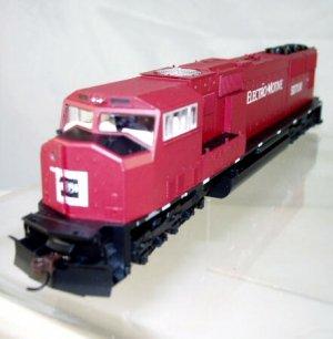 Athearn Genesis  HO Scale  Lease  EMD SD70M Diesel Locomotive BrassTrainsAndMore