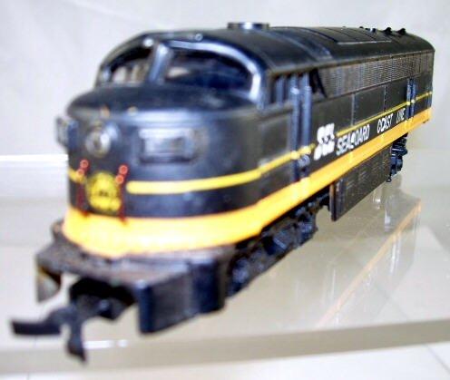 AHM  HO Scale  SCL Fairbanks Morse C-Line Diesel Locomotive|BrassTrainsAndMore