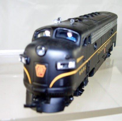 Bachmann Plus  HO Scale  PRR  EMD F7A Diesel Locomotive #9651A|BrassTrainsAndMore