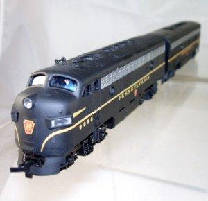 Bachmann Plus  HO Scale  PRR  EMD F7A/F7B Diesel BrassTrainsAndMore
