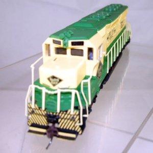 "Bachmann Spectrum  HO Scale  Reading RR ""Bee Line""  EMD SD45 Diesel Locomotive BrassTrainsAndMore"
