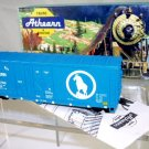 Athearn  HO Scale  GN  40FT.  Grain Loading Box Car#G.N.6793