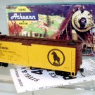 Athearn  HO Scale  WFEX-GN  40FT.  Reefer#WFEX71034