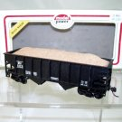Model Power  HO Scale  Boston&Maine  36FT. Open-Top 2-Bay Hopper With Load#BM1513