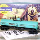 Athearn Bev-Bel  HO Scale  Celanese Chemicals  42FT. Chemical Tank Car#GATX6217