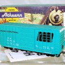 Athearn  HO Scale  Penn Central  40FT. Outside_Braced High-Cube Box Car#PC272741