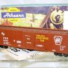Athearn  HO Scale  PRR  50FT. Single-Door Box Car#PRR121314