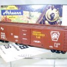 Athearn  HO Scale  PRR  50FT. Single-Door Steel Box Car#PRR121304