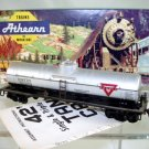 Athearn  HO Scale  Conoco  42Ft.  Single-Dome Tank Car#CONX617