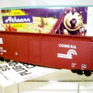 Athearn  HO Scale  Conrail  50Ft. Smooth-Side Plug-Door Box Car#CR369205