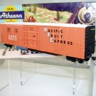 Athearn  HO Scale  Pacific Fruit Express(SP)  57Ft. Mechanical Refrigerator Car#UPFE457214