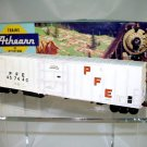 Athearn  HO Scale  Pacific Fruit Express  57Ft. Mechanical Refrigerator Car#SPFE457440