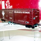 Robin's Rails  HO Scale  Delaware&Hudson  50Ft. Single-Door Type PS-1 Box Car#D&H16527
