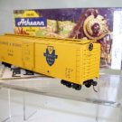 Athearn  HO Scale  Delaware&Hudson  50Ft. Single-Door Box Car#D&H29118