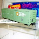 Roundhouse HO Scale  British Columbia Railway  50Ft. FMC Combination Door Box Car#BCOL5437