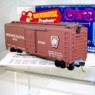 Roundhouse HO Scale  Pennsylvania RR  40Ft. AAR Single-Door Box Car#87742