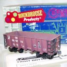 Roundhouse HO Scale  Conrail  26Ft. Low-Side Ore Car#CR500812