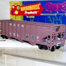 Roundhouse HO Scale  Conrail  40Ft. 3-Bay Rib-Side Hopper#CR431182