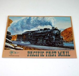 Pacific Fast Mail 13th Edition Catalog All Brass