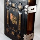 Holbrook Family Bible - 1891 - Leather Folio Bible