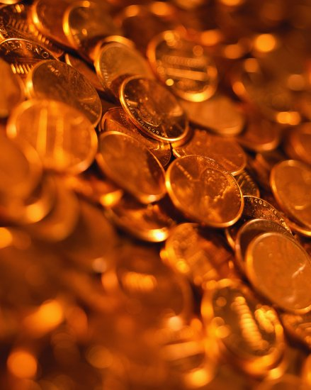 Penny Pincher Money Clip - Gag Gift Joke Novelty
